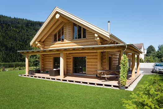 blockh user blockhausbau log homes alaska blockhaus gmbh ch 6234 triengen. Black Bedroom Furniture Sets. Home Design Ideas