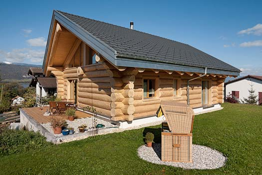 Blockhaus  Blockhäuser Blockhausbau Log Homes - Alaska Blockhaus, DE-88167 ...
